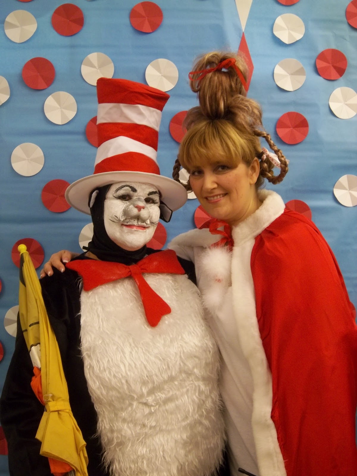 how to make dr seuss costumes