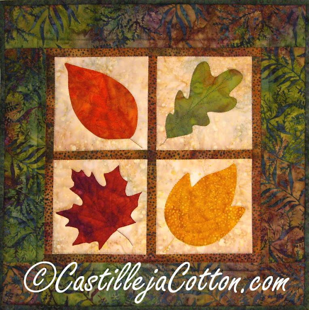 Autumn Quilt Patterns6