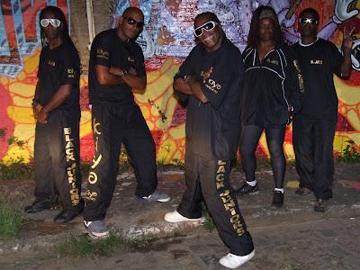 Um pouco da História dos Black Juniors - ( 1982/2011 )