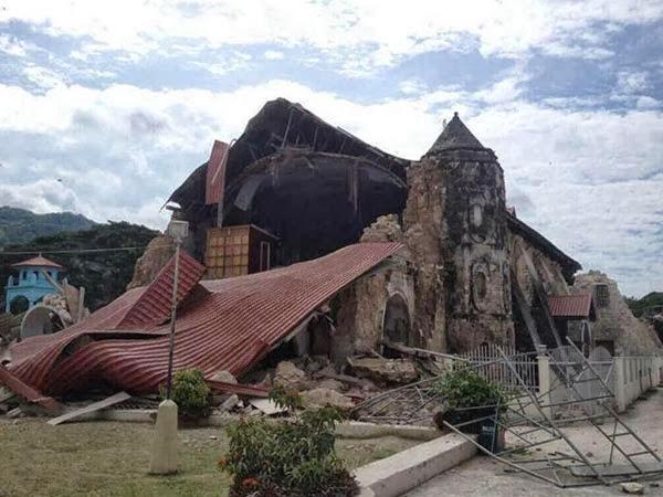 BOHOL EARTHQUAKE 2