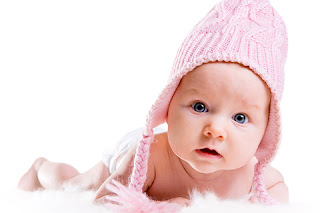 High Quality Cute Baby with Pink color beautiful cellular phone wallpaper for free