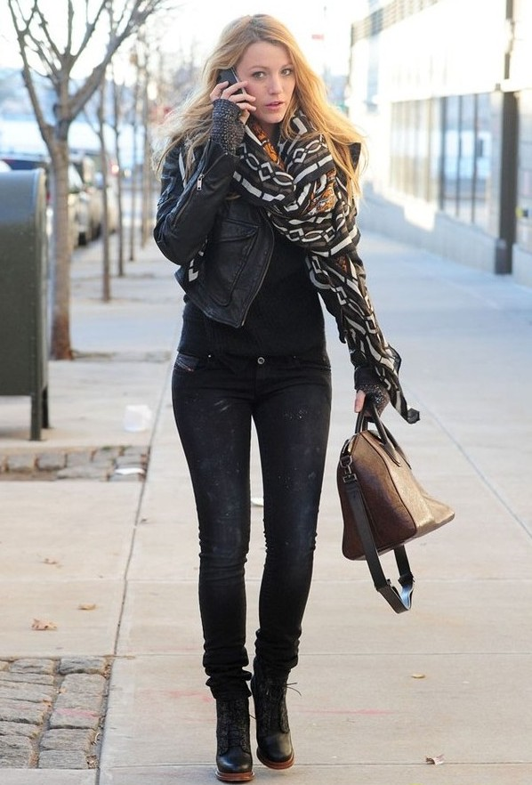 Blake Lively Casual Outfits