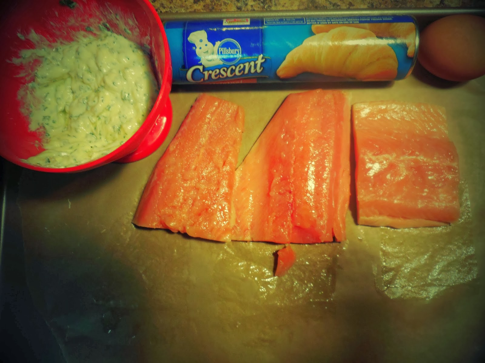 Valentine's Day Recipes- Salmon