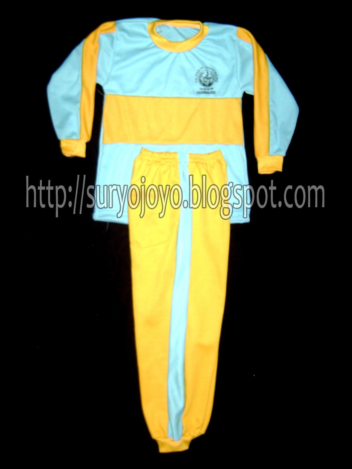 Gambar Terkait: Contoh Seragam Batik Tk