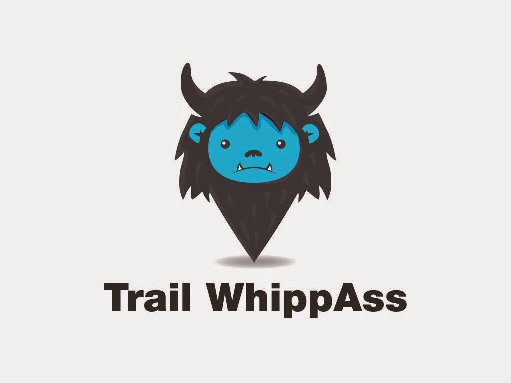 Trail Whippass logo, ultramarathon, run, running, marathon
