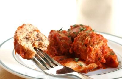 Mini Turkey Meatballs recipe