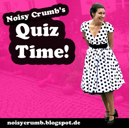 Noisy Crumb's Musical Quiz