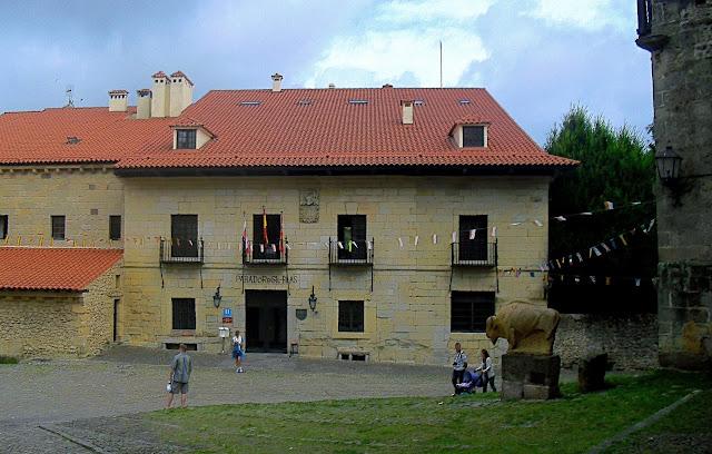 Casa Barreda Bracho en Santillana del Mar