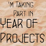 A Year of Projects