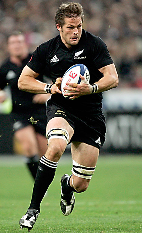 Richie Mccaw Profile And Picturesimages Top Sports Players Pictures