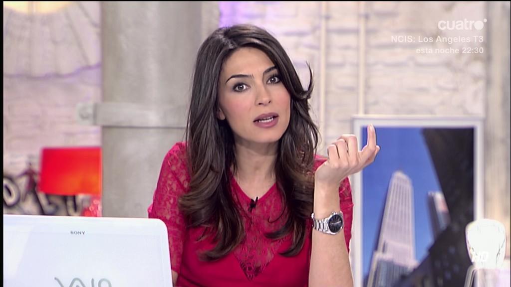 MARTA FERNANDEZ, LAS MAÑANAS DE CUATRO (05.12.12) (RESUBIDO)