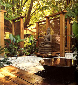 Los jardines zen japoneses como marketing positivo para for Articulos decorativos para jardin