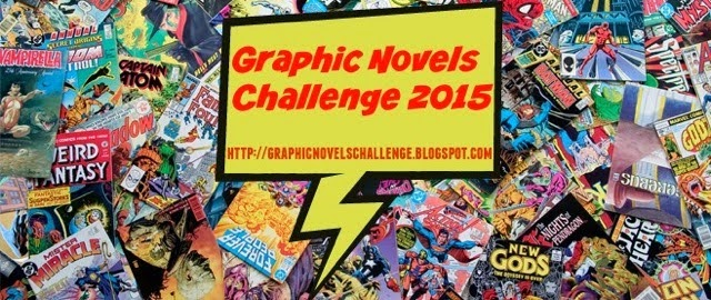 2015 Graphic Novels Challenge