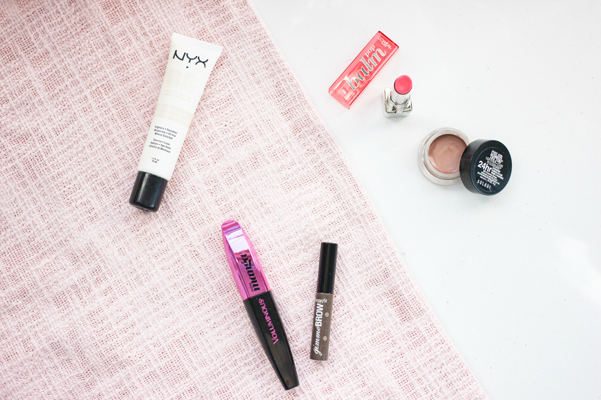5 Minute Weekend Makeup | A Girl, Obsessed