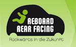Reboard Kindersitze- 5 mal Sicherer als Vorwärts