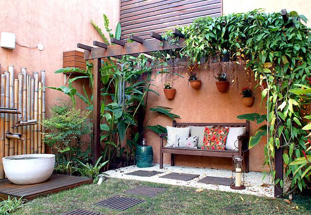 ideias para jardim grande : Sonhos da Marah