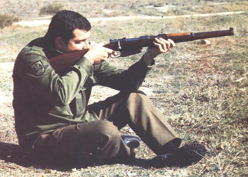 Los fusiles Argentinos