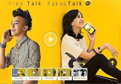Download KAKAO TALK untuk NOKIA Terbaru