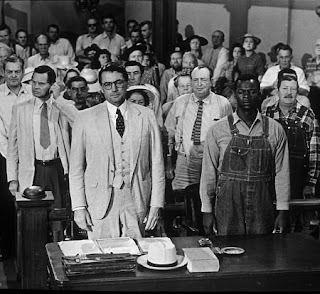 Alegato final de Atticus Finch (Gregory Peck)