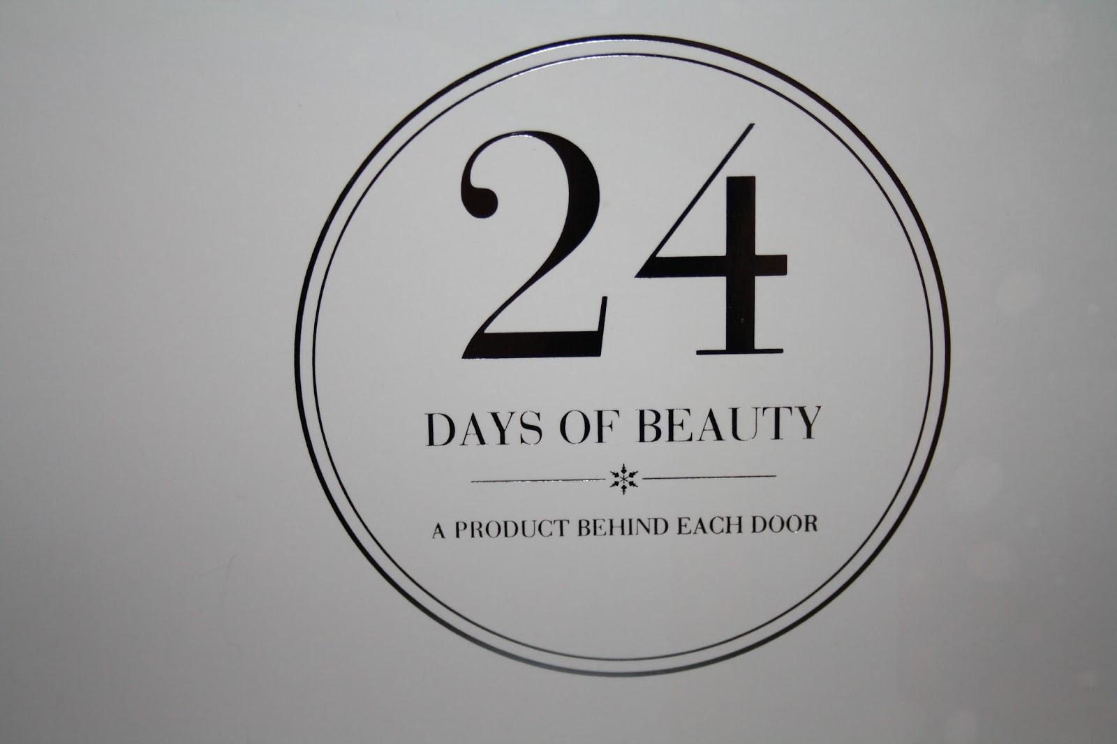 Tesco Beauty Advent Calendar