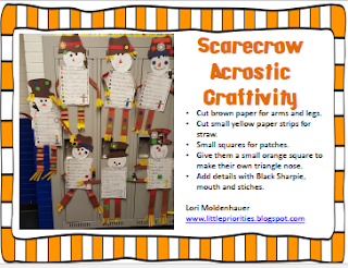 https://www.teacherspayteachers.com/Product/Scarecrow-Acrostic-Craftivity-2134720