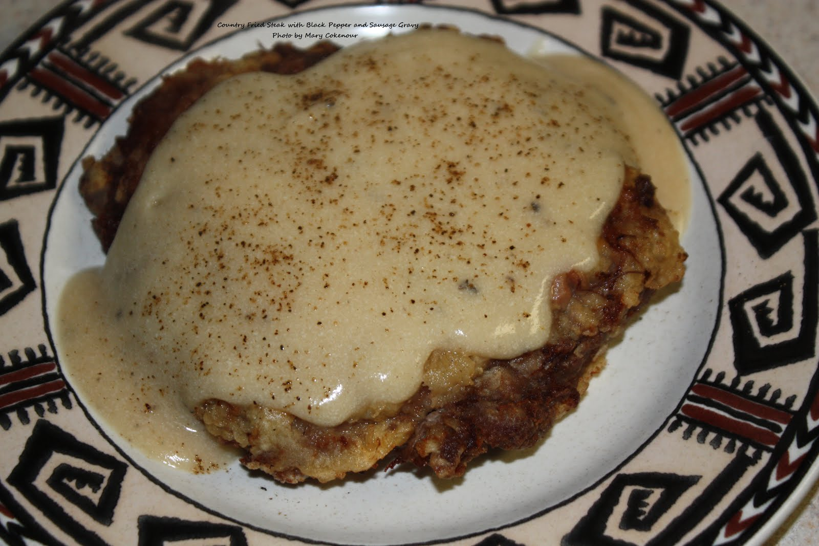 Food Adventures of a Comfort Cook: Country Fried Steak Ain't No ...