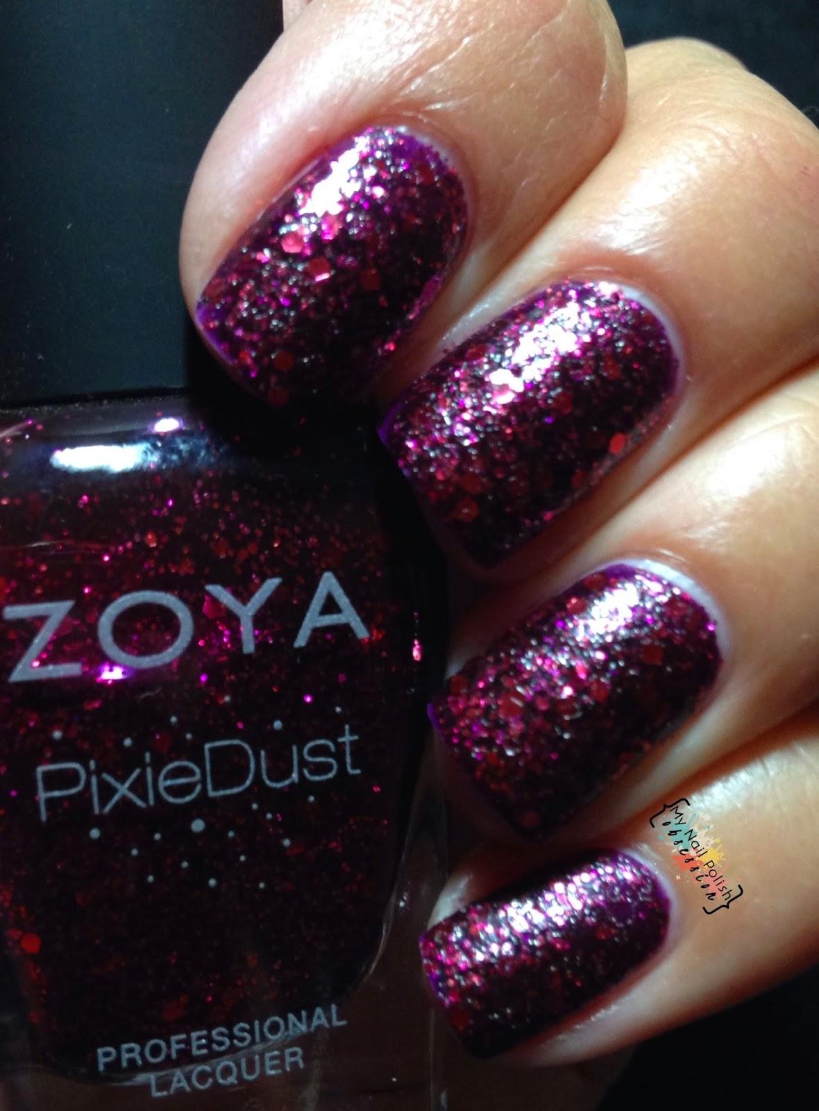 Zoya Ultra PixieDust Noir