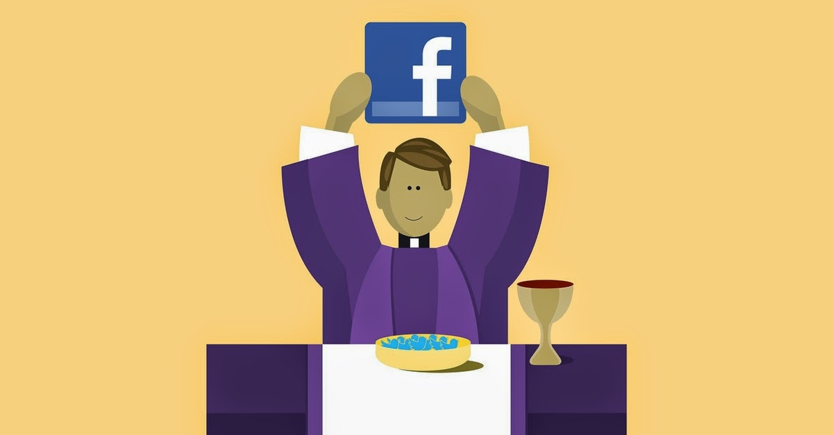 social media and religion