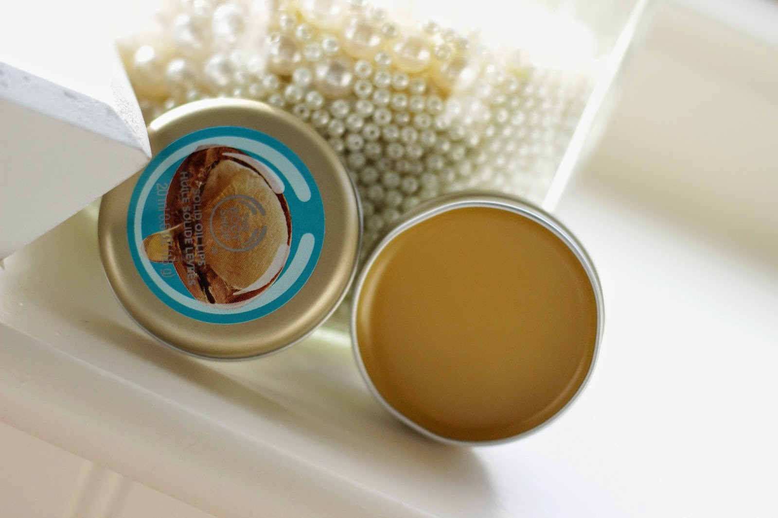 the body shop shoplog, the body shop wild argan oil solid oil lips