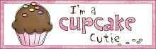So proud to be a Cupcake Cutie!