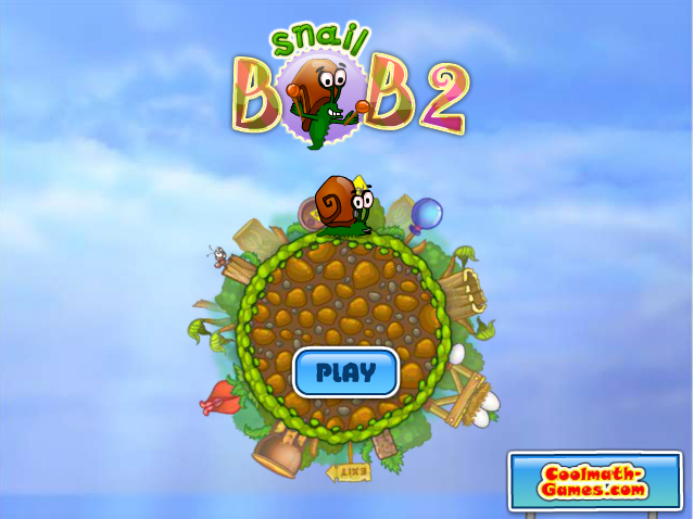 snail bob 6 games that i can play