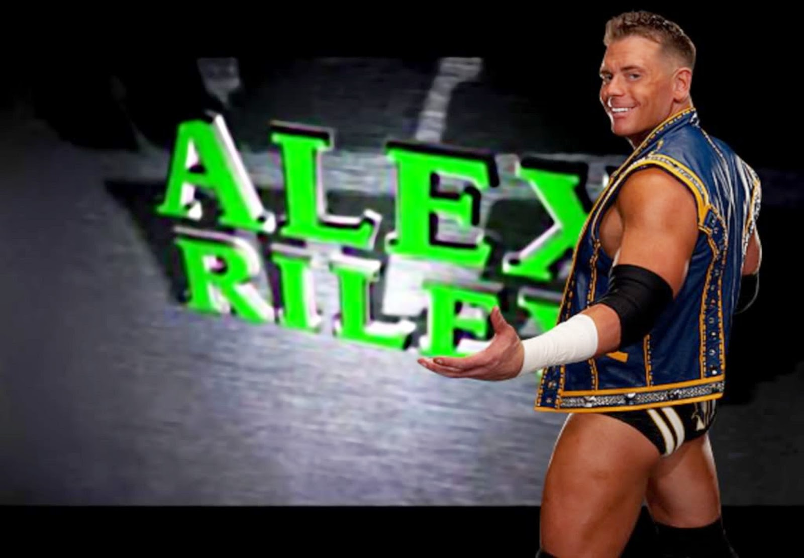 Alex Riley Hd Free Wallpapers