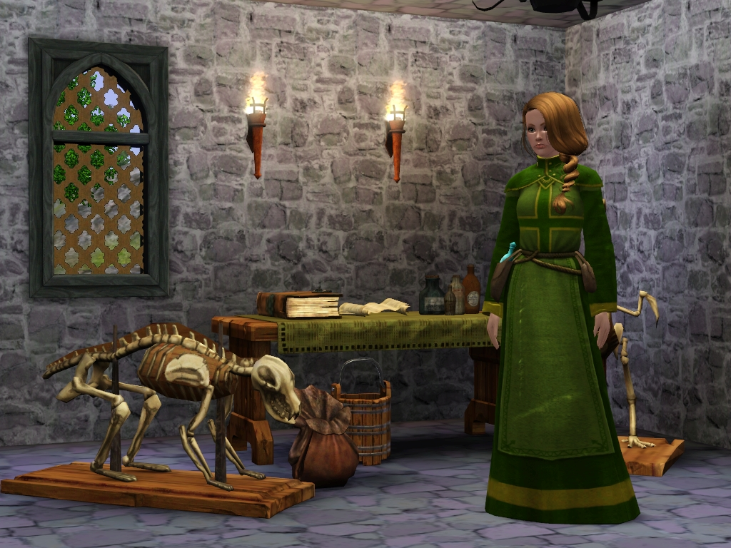 My Sims 3 Blog: Dresses from The Sims Medieval converted ...