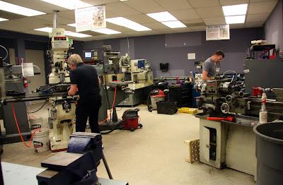 raleigh machine shop