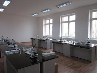 Laborator de chimie
