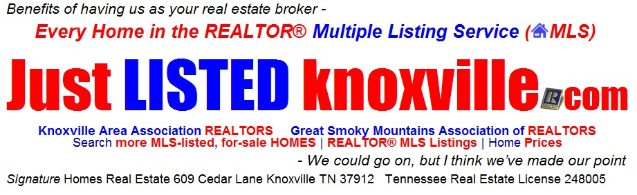 Just Listed KNoxville