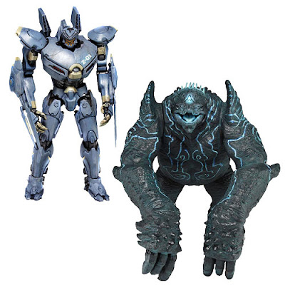 pacific rim action figures  Pacific Rim 7-Inch Series