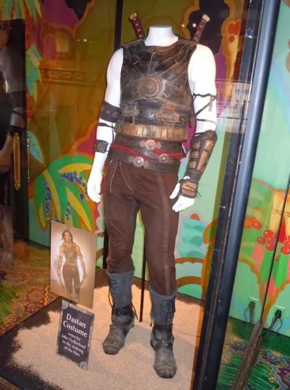 Jake Gyllenhaal Dastan Prince of Persia costume