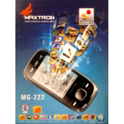 Download free Firmware Maxtron MG-222 + NV Data, fitur and specification maxtron mg-222