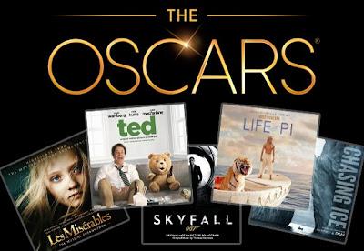 Oscar Rehberi 2013: Özgün Müzik & Özgün Şarkı