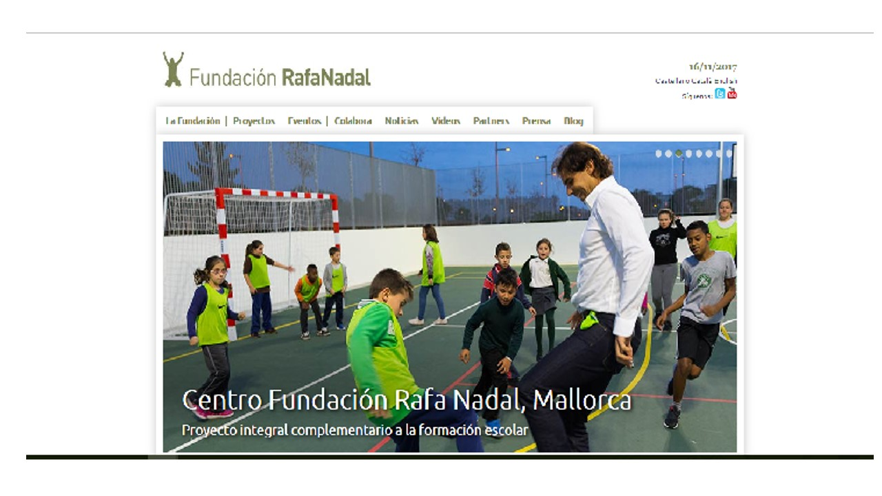 RAFA NADAL FOUNDATION