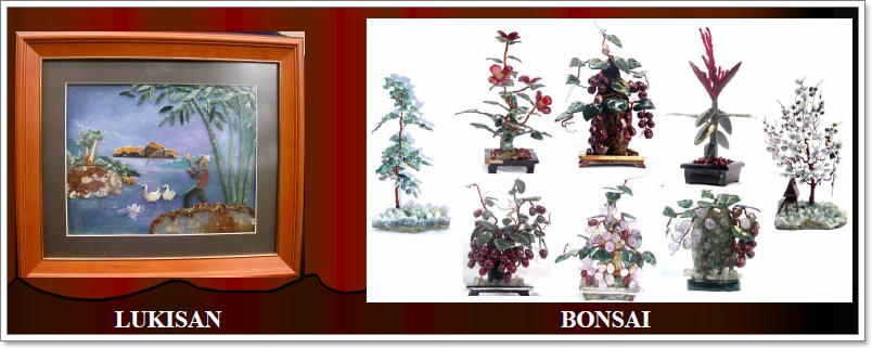 Lukisan dan Bonsai