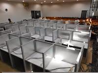 furniture kantor semarang - meja sekat kantor 01