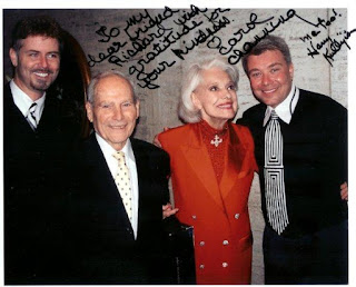 Channing Carson Son Of Carol Channing Harlan boll, carol, harry,