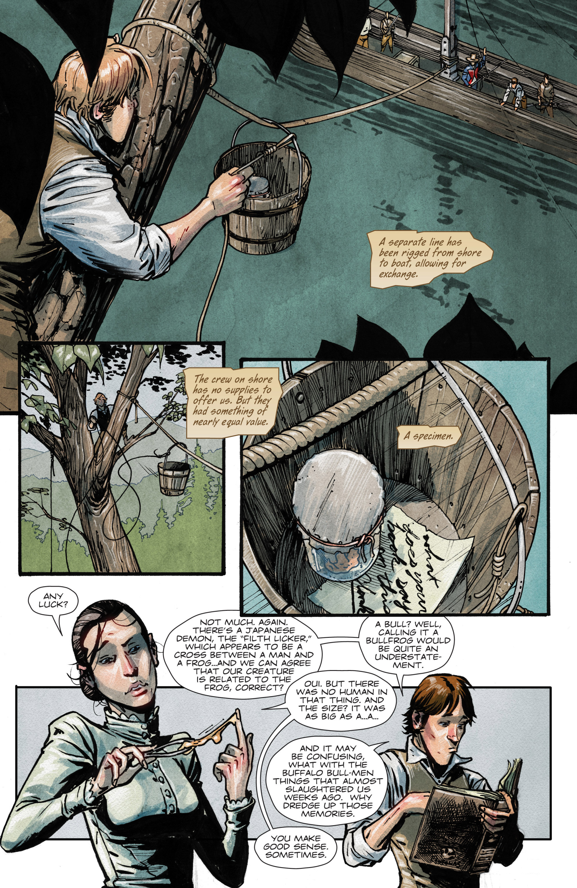 Manifest Destiny #_TPB_2 #42 - English 34
