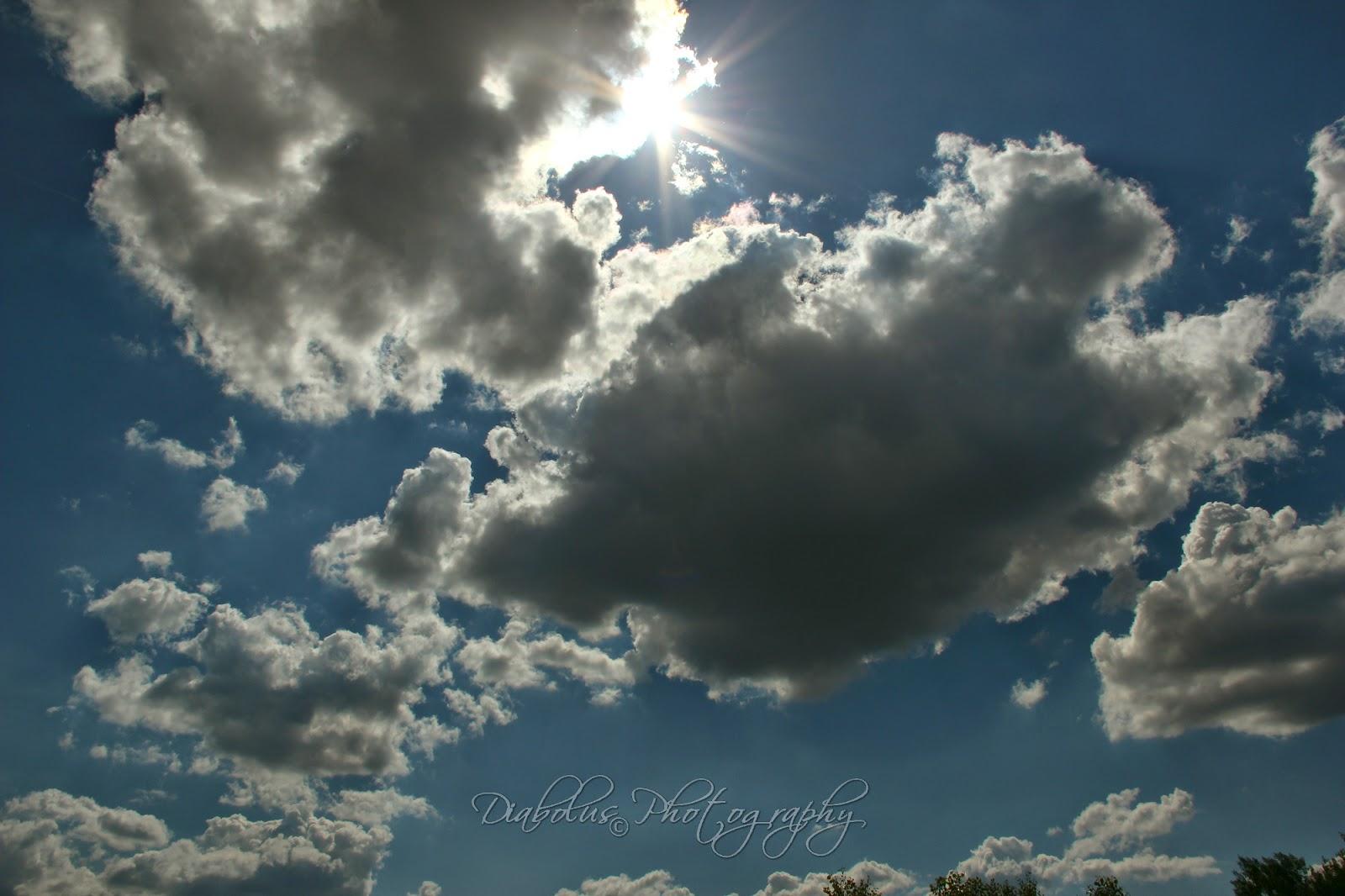 Mraky/Cloudy Sky
