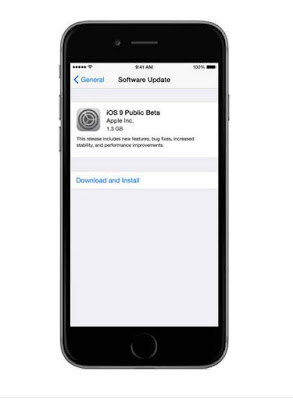 How to Download  iOS 9 Beta without Developers Account