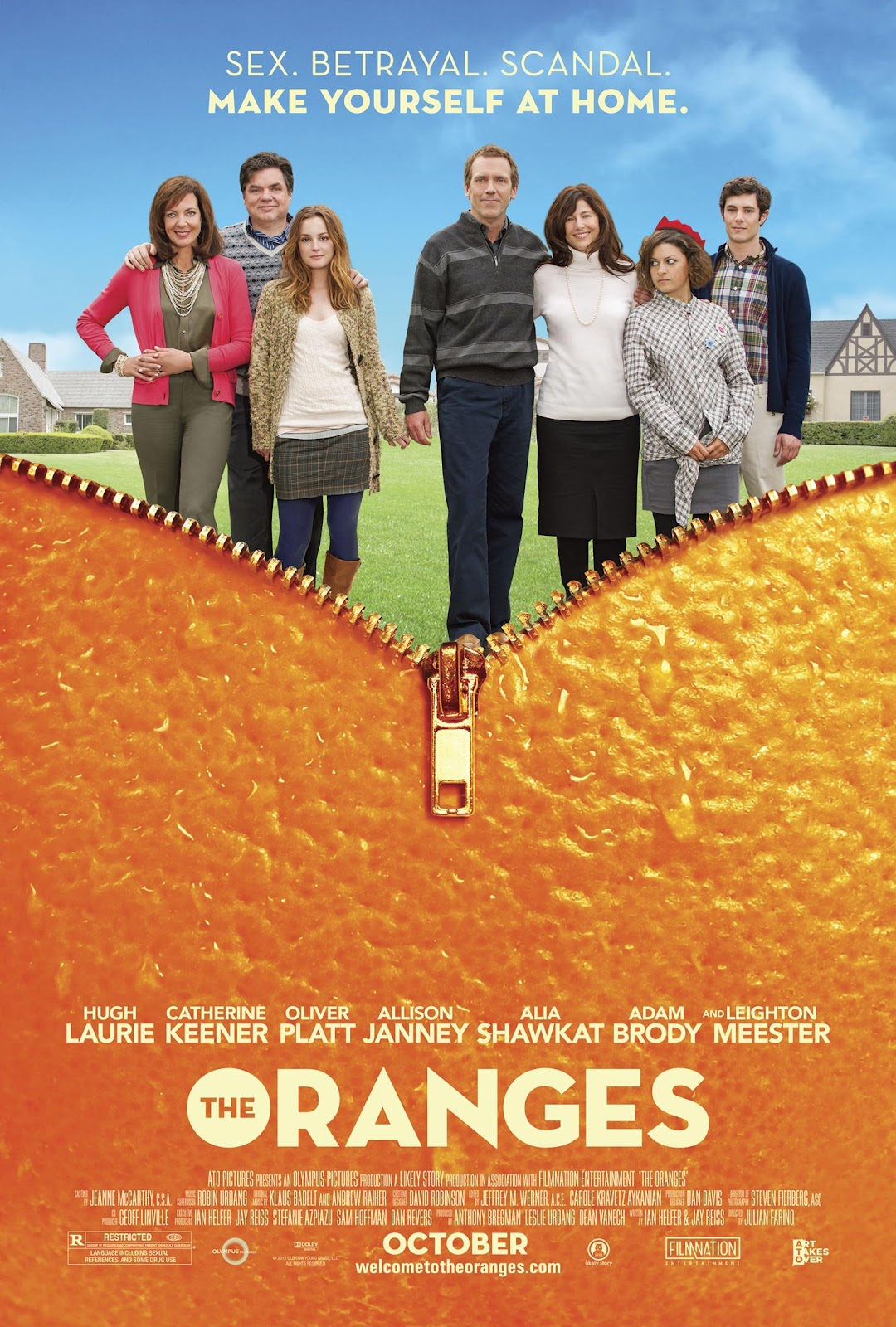 Watch The Oranges Movie Online Free 2012