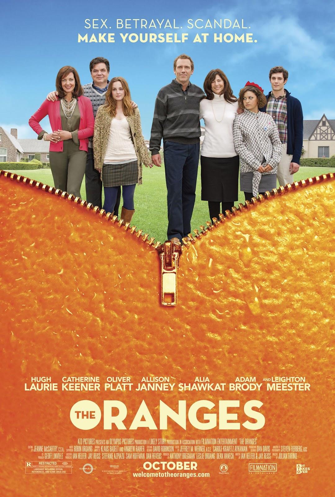 Watch The Oranges Movie Online Free 2012