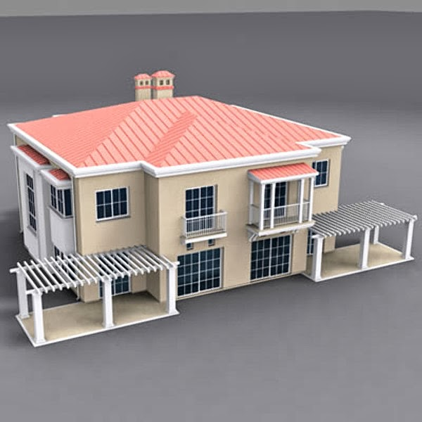 Front Elevation In 3ds Max : Ds max front elevation designs joy studio design